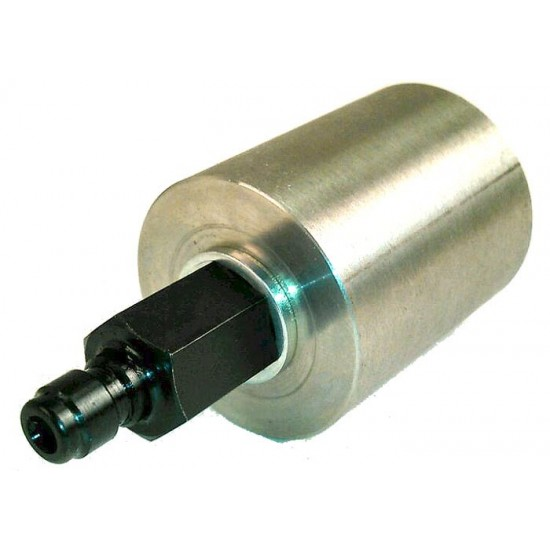Air Venturi Long 300 DIN Female Fitting, Male Quick-Disconnect