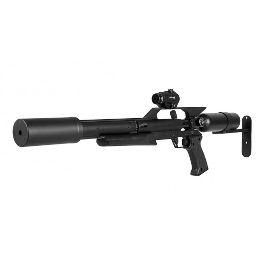 AirForce TalonP Carbine, Hawke Red Dot Combo