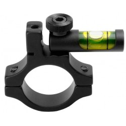 BKL 12-Way Folding Scope Level, Fits 30mm dia. Scope Tube
