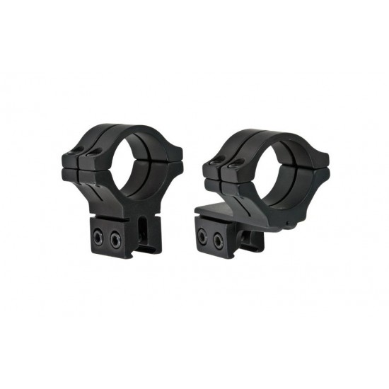 BKL Double Strap Offset 30mm Rings, Dovetail