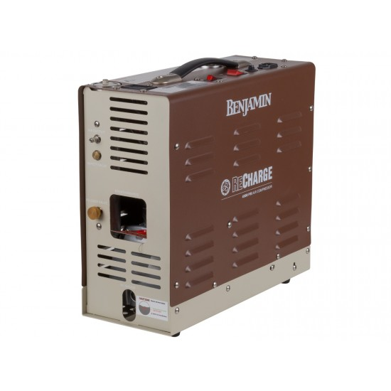 Benjamin Recharge Portable Compressor, 4500 PSI