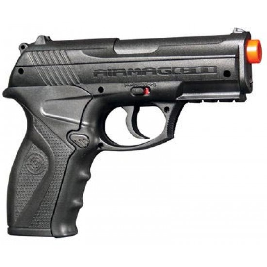 Crosman Airsoft Air Mag C11 Pistol Black- Co2 Powered