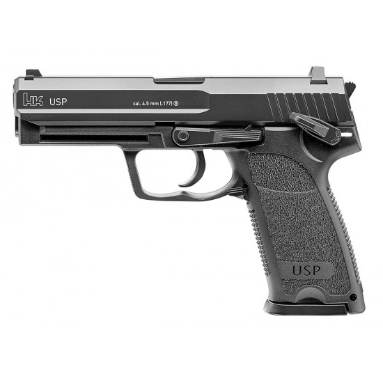H&K USP BB Pistol, Blowback
